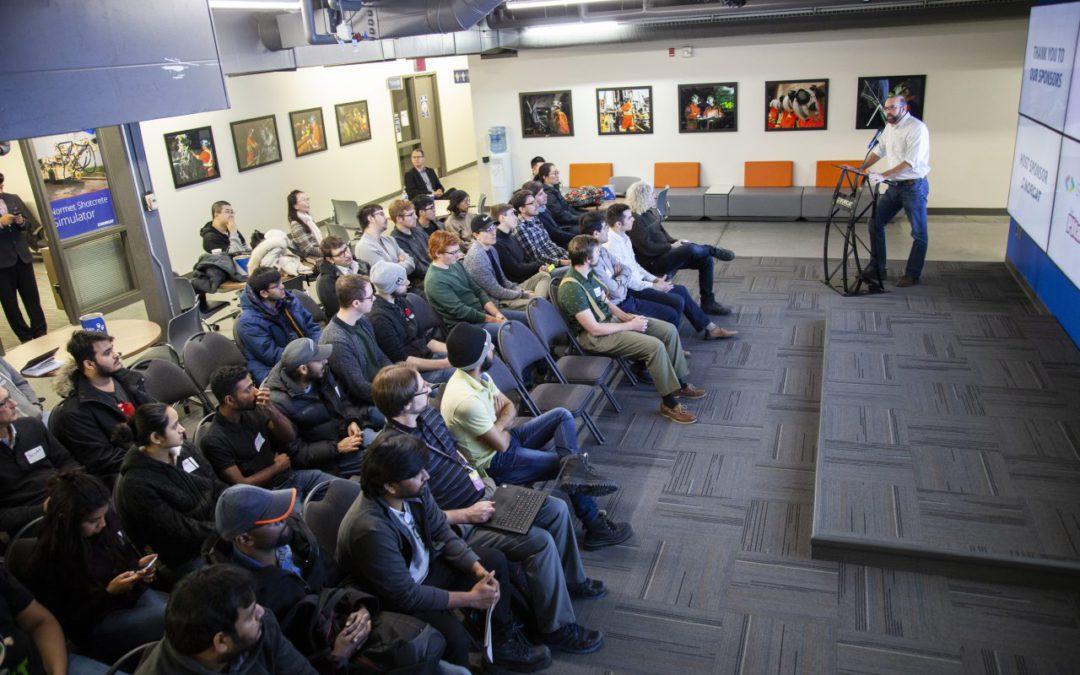 Hard-Line Hackathon brings bright minds together in Sudbury