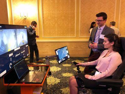 HARD-LINE Employee Giving TeleOp Demo