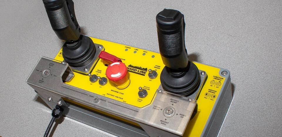 An RRC Remote