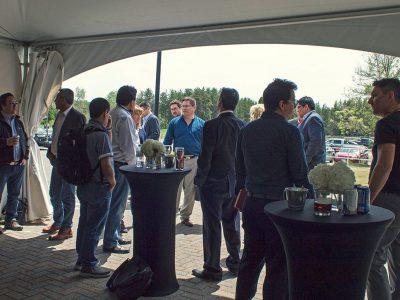 HARD-LINE Employees Gathering