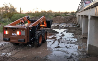 LP401 FOR CULVERT CLEANING