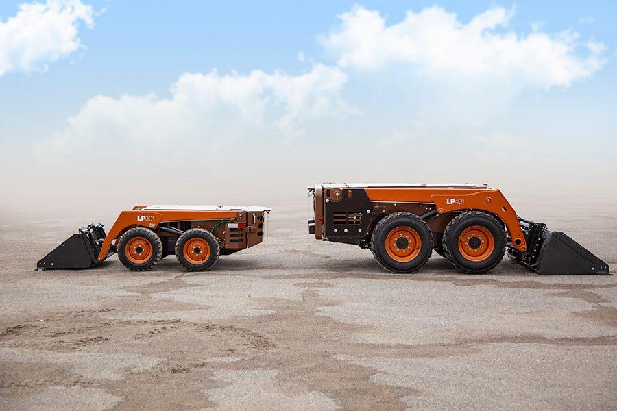 LP401 vs LP301 Size Comparison