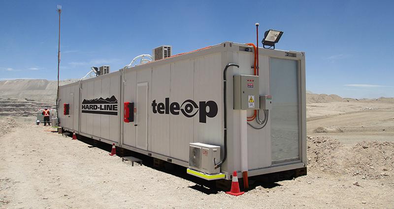TeleOp Control Station Exterior