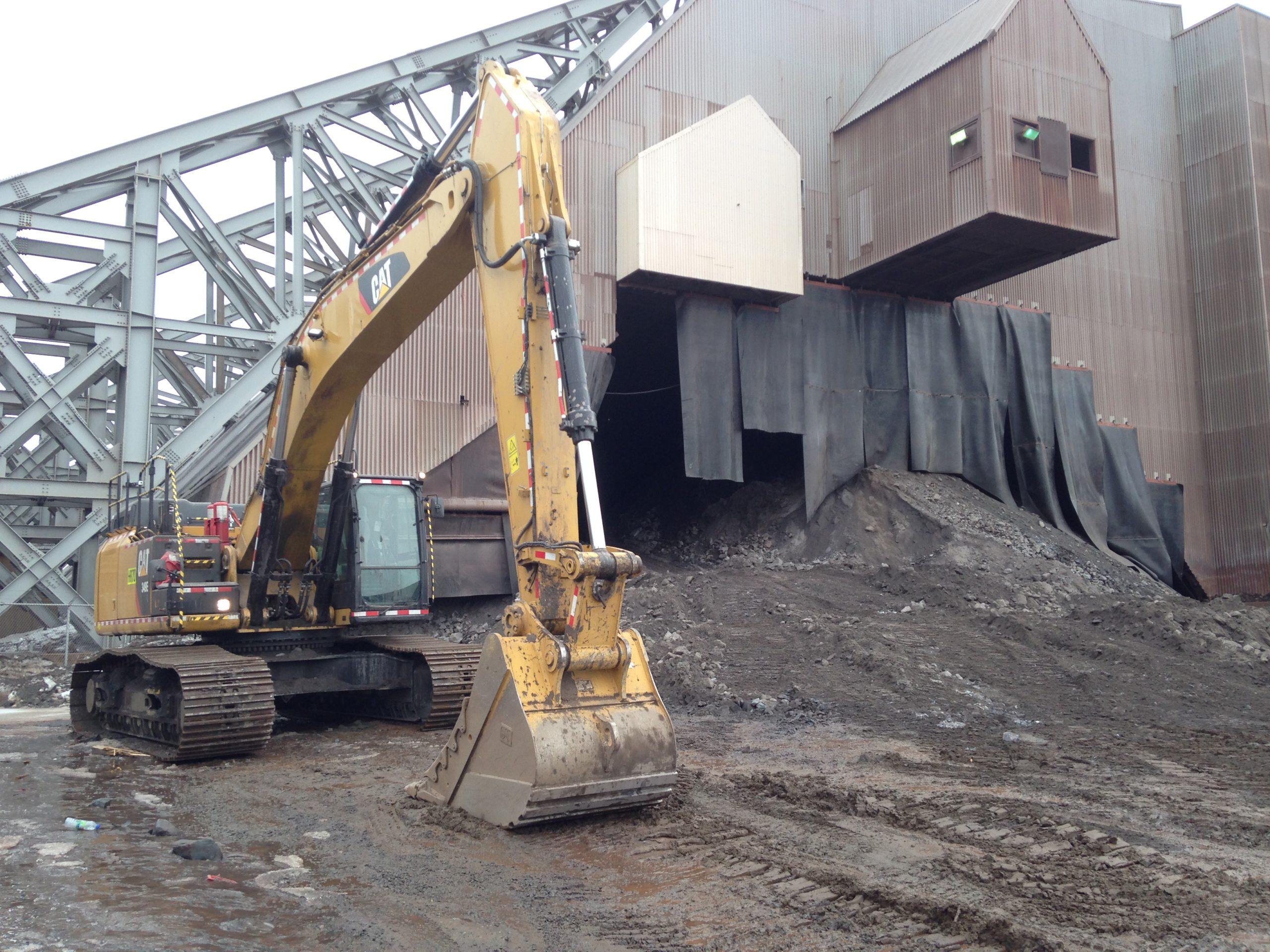 CAT 349 Excavator
