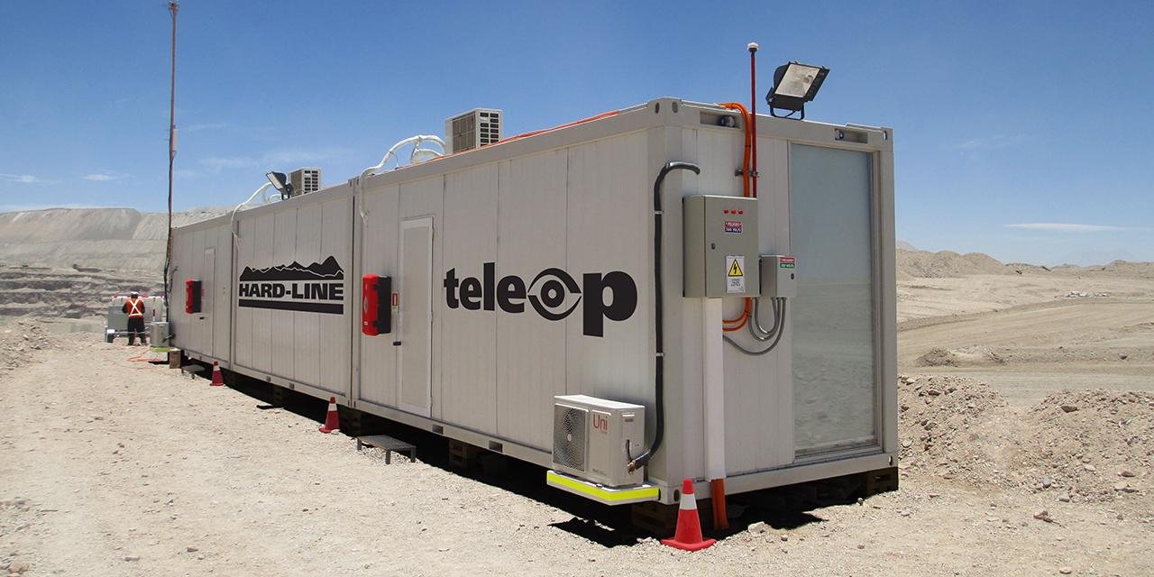 Station de Control TeleOp Extérieur