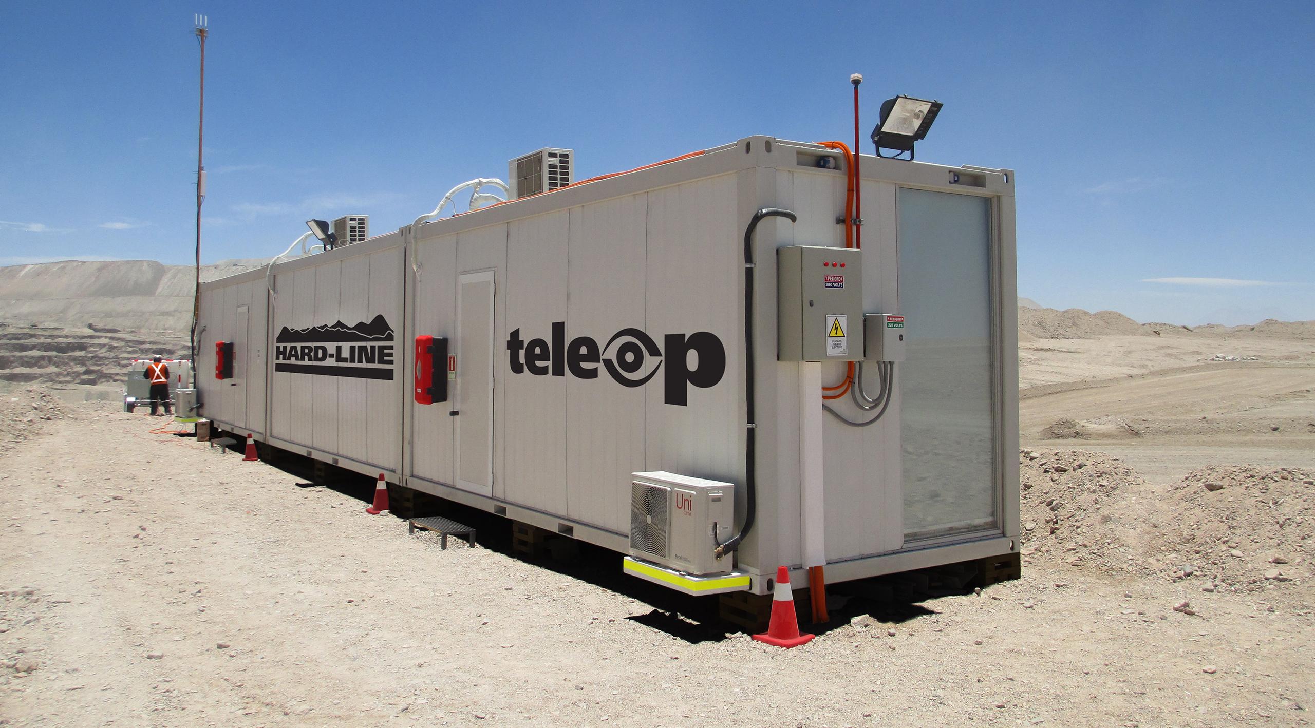 Cabina de Estación de Control TeleOp