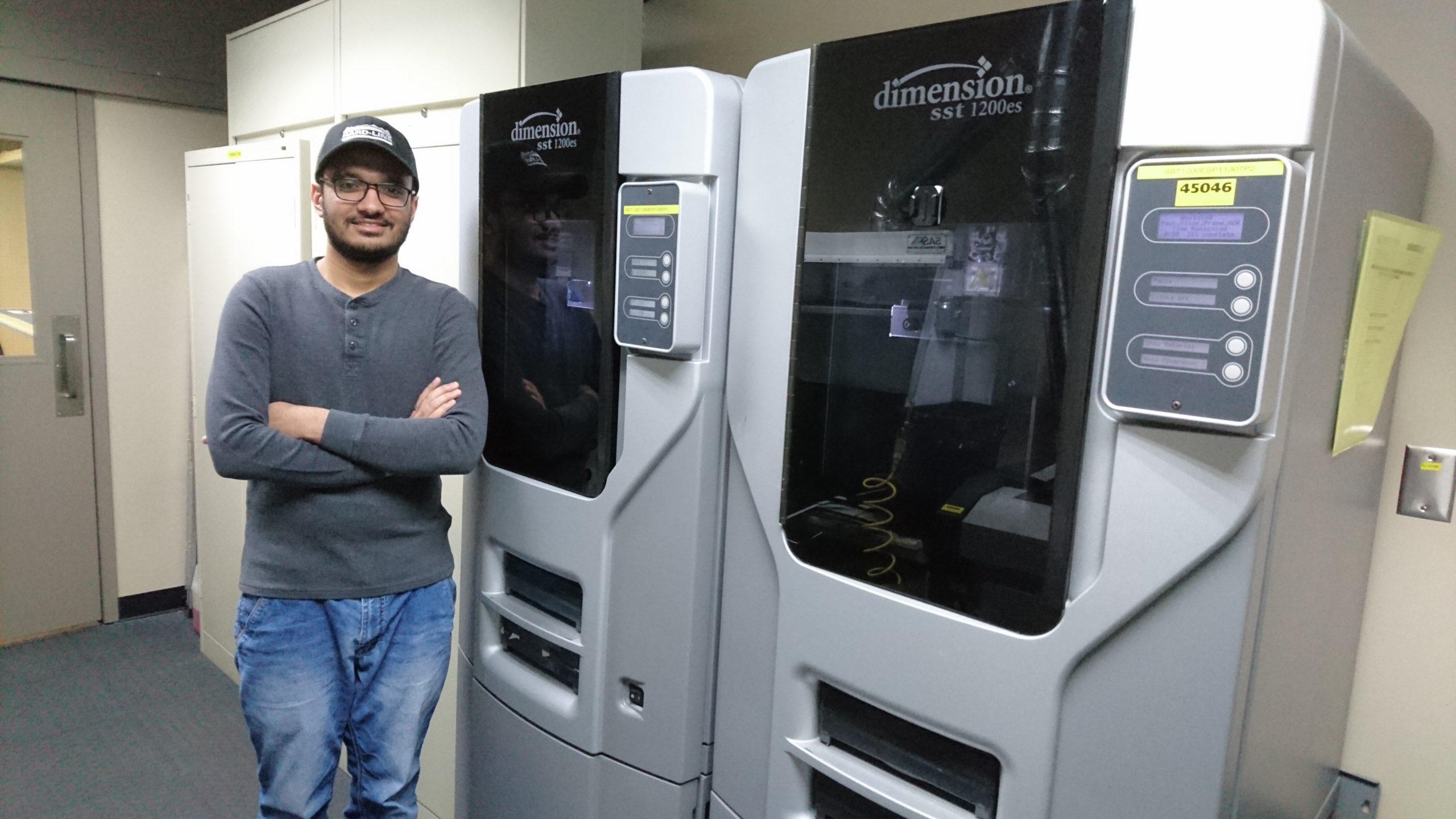 Mrunal 3D Printer