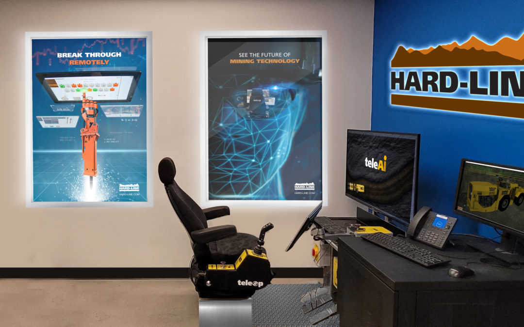 Media Release: HARD-LINE moves into new NORCAT office
