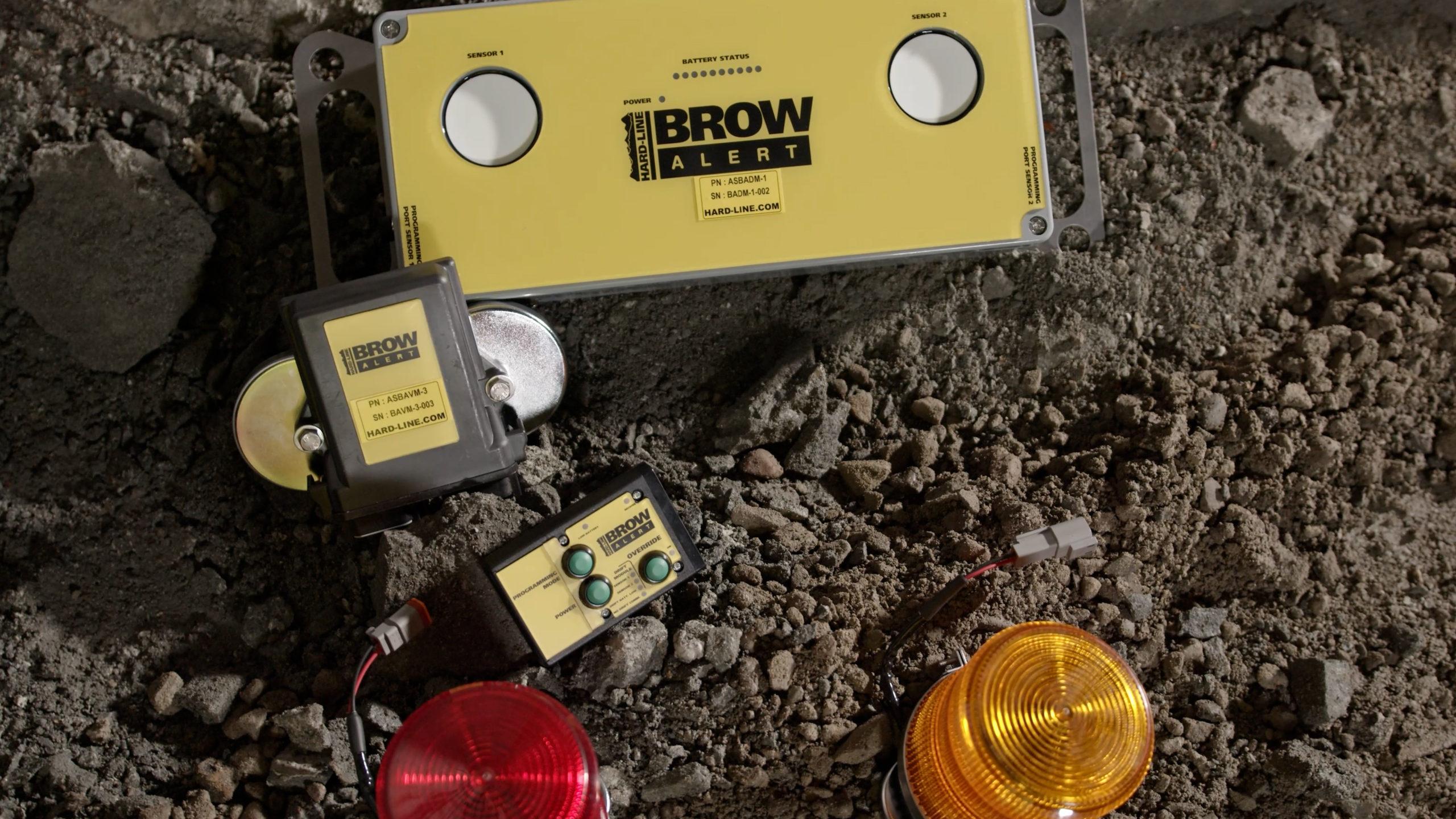 Brow Alert Components