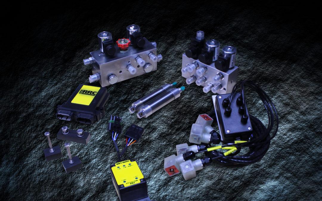 HARD-LINE celebra sus 25 años instalando DRIVE BY WIRE en 200 modelos diferentes de máquinas; más de 3,000 adaptaciones a la fecha!