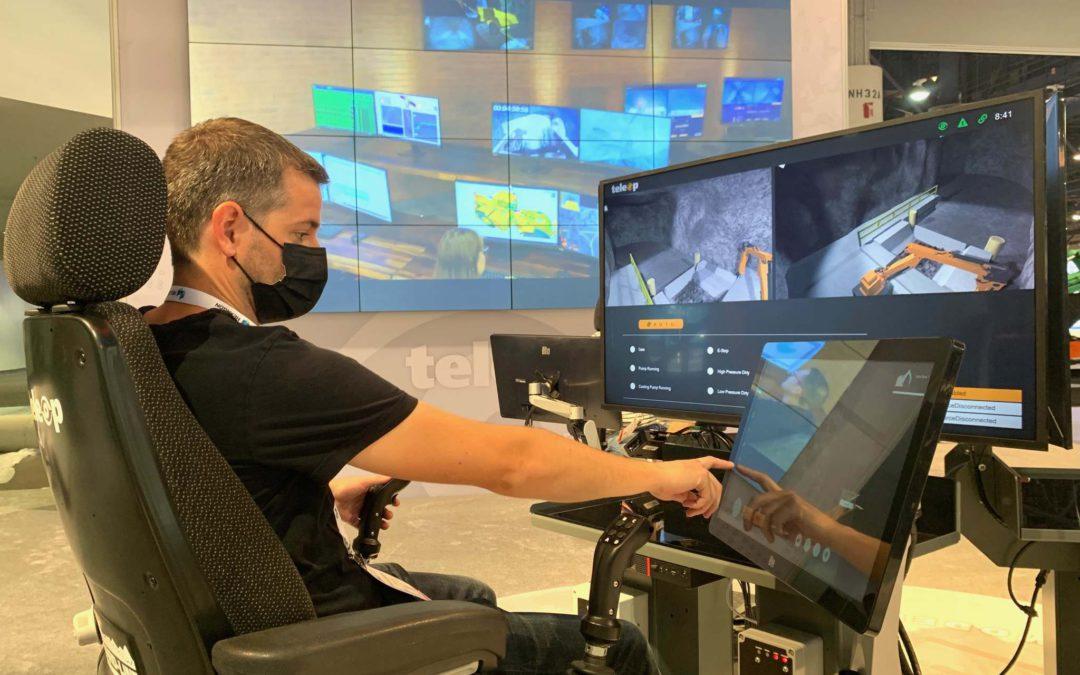 HARD-LINE lista para una semana crucial en MINExpo; lanzamiento de nueva tecnología minera con grandes anuncios especiales